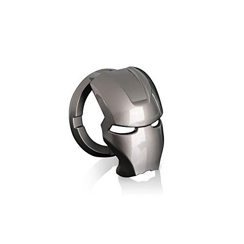 Qirc Iron Man Ein-Key Start Dekorative Aufkleber Taste Abdeckung Zündschalter...