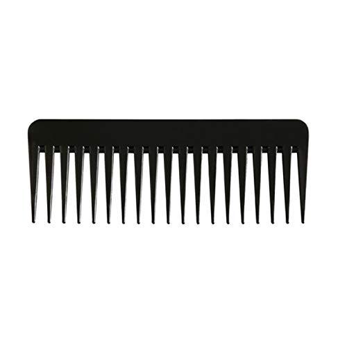 Strähnenkamm schwarz für ein individuelles, Kopfhaut- & Haarschonendes Styling