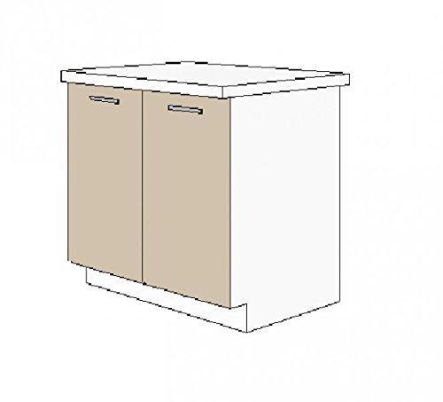 Küchen Unterschrank 80 cm für das Modell »Dave 240 Eiche Sonoma Trüffel«