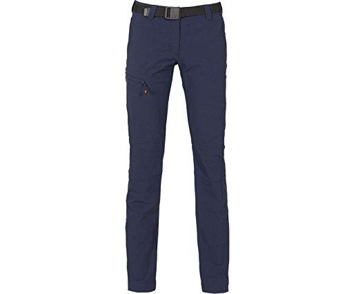 Bergson Damen Funktionshose MENA (Slim fit), Peacoat Blue [368], 76 - Damen