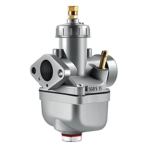 Wilktop Tuning Vergaser, 16N1-11 Vergaser 19mm Passend für Simson MZA 16N1 oder...