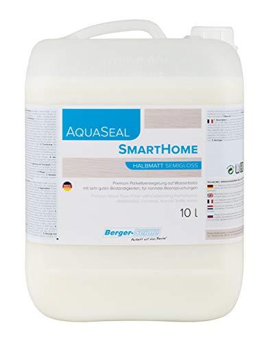 Berger-Seidle Aqua Seal Smarthome| Parkettlack | 5 Liter | 1K f....