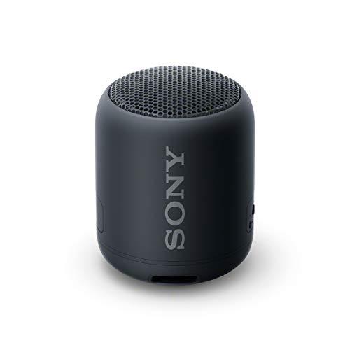 Sony SRS-XB12 Bluetooth Lautsprecher (tragbar, kabellos, Extra Bass,...