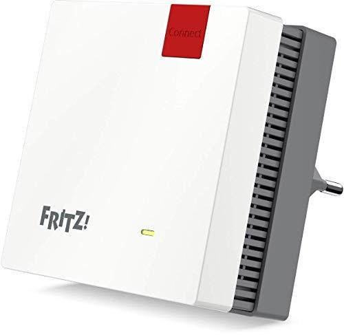 AVM FRITZ!WLAN Mesh Repeater 1200 (Zwei Funkeinheiten: 5 GHz (bis zu 866...