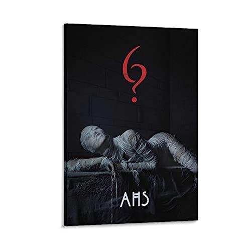 ZITANG Horror-Filmposter, American Horror Story Roanoke, Staffel 6,...