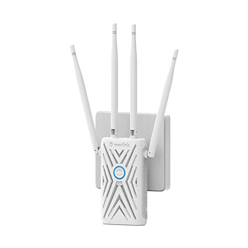 WAVLINK AC1200 WLAN Verstärker, WiFi Repeater/Access Point/Extender, (Dual Band...