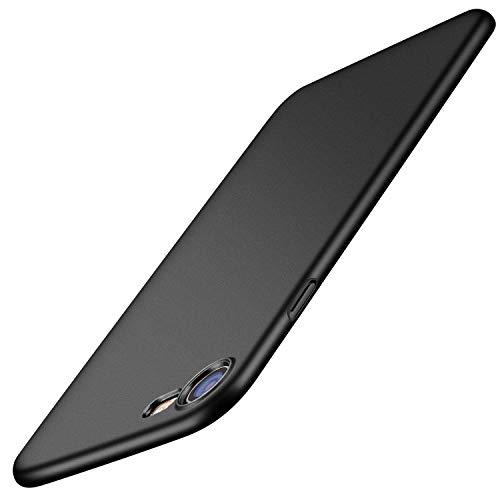 TORRAS Ultra Dünn iPhone 7 Hülle/iPhone 8 Hülle mit Panzerglas [1 Hülle + 1...