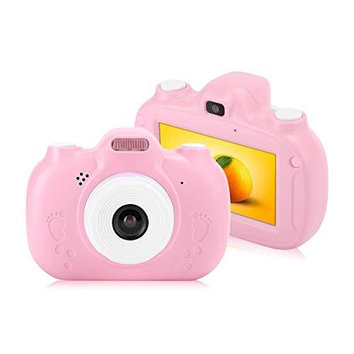 CCYLEZ 3,0 Zoll Touchscreen Kamera, Mini Kinderkamera, Kinder Digitalkamera,...