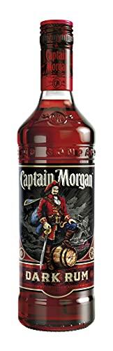 Captain Morgan Dark Rum (1x0.7 l)