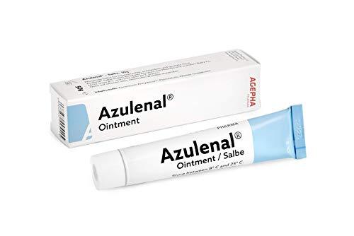 Azulenal® Wund und Heilsalbe - Natürlich Entzündungshemmende Salbe After...