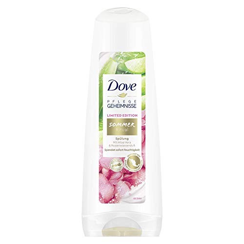 Dove Pflegegeheimnisse Spülung Limited Edition Sommer Ritual 200 ml
