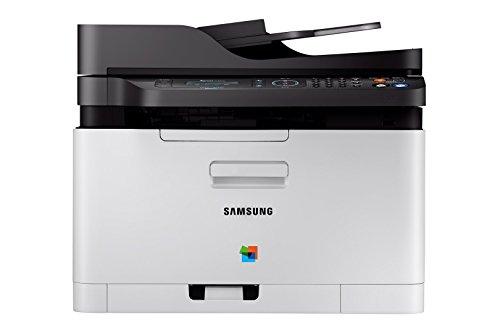 Samsung Xpress SL-C480FW/TEG Farblaser Multifunktionsgerät (mit WLAN, NFC und...