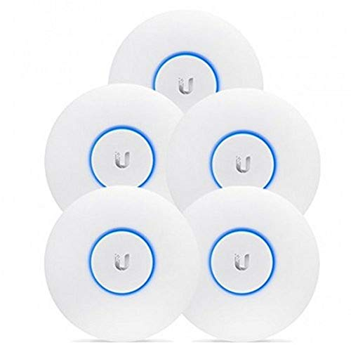 Ubiquiti UniFi AC Long Range 5er-Pack (UAP-AC-LR-5) - WLAN Access Points