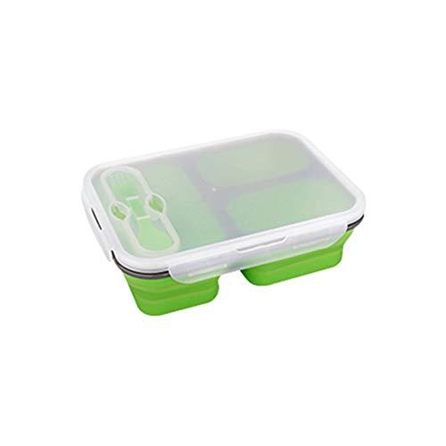 Div ws Lunch-Box - Mikrowelle Preservation Kastenofen Vorhanden DREI Gitter...