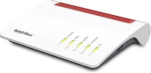 AVM FRITZ! Box 7590 WLAN AC+N Router (DSL/VDSL,1.733 MBit/s (5GHz) & 800 MBit/s...