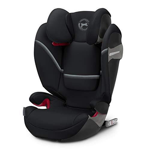 CYBEX Gold Kinder-Autositz Solution S-Fix, Für Autos mit und ohne ISOFIX,...