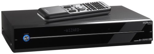 Humax iCord HD Digitaler Satelliten-Receiver (HDTV, HDMI, 500 GB Festplatte, 2x...