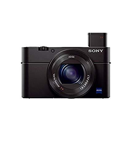 Sony RX100 III   Premium-Kompaktkamera (1,0-Typ-Sensor, 24-70 mm F1.8-2.8...