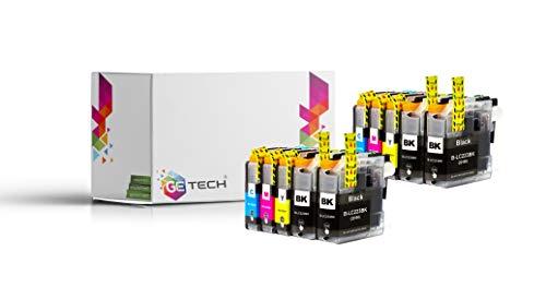 20 GETECH Druckerpatronen Kompatibel für Brother LC223 LC223XL DCP-J4120DW...