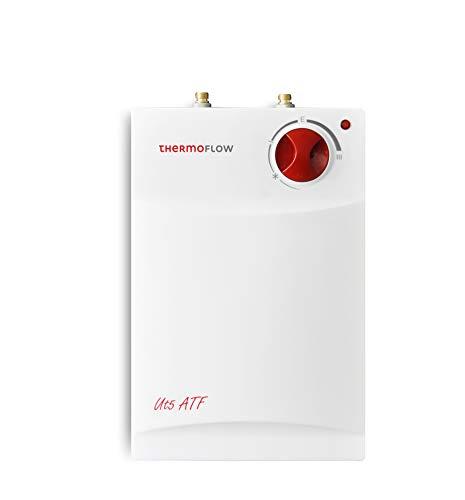 Thermoflow UT5ATFSETOVALIS Untertischspeicher 5 Liter mit Anti-Tropf Funktion...