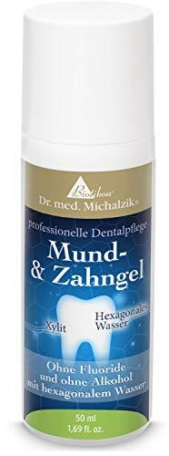 Mund- & Zahngel nach Dr. med. Michalzik - 50 ml - Professionelle Dentalpflege...