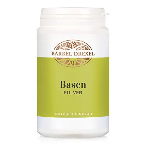 BÄRBEL DREXEL® Basenpulver, Citrat mit basischen Mineralstoffen (Magnesium,...