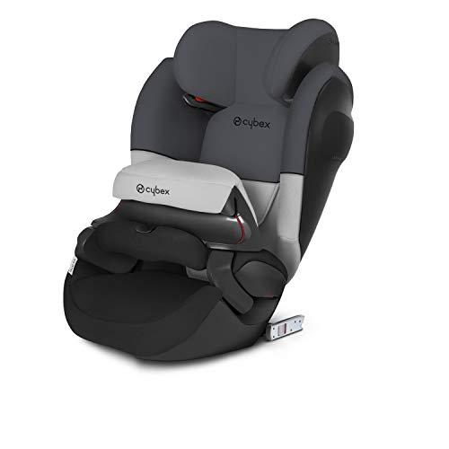 CYBEX Silver 2-in-1 Kinder-Autositz Pallas M-Fix SL, Für Autos mit und ohne...