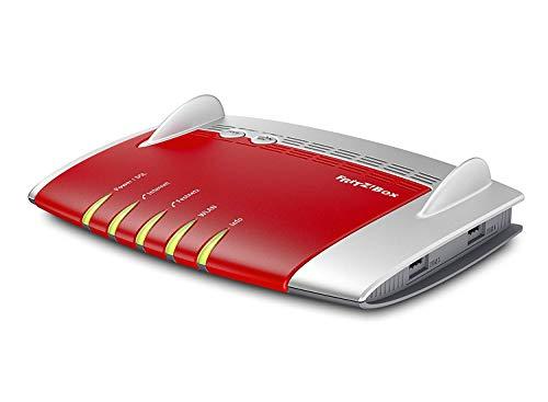 AVM FRITZ!Box 7490 WLAN AC + N Router (VDSL/ADSL, 1.300 Mbit/s (5 GHz), 450...