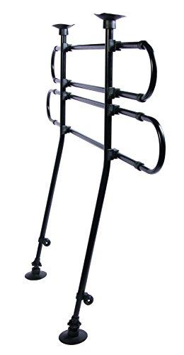 Trixie 1316 Auto-Gitter, gewinkelt, Breite: 85–140 cm Höhe: 75–110 cm,...