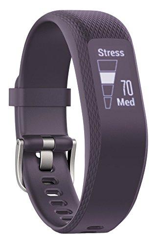 Garmin vívosmart 3 Fitness-Tracker, 24/7 Herzfrequenzmessung am Handgelenk,...