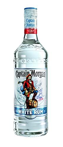 Captain Morgan white Rum (1 x 1 l)