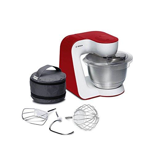 Bosch MUM5 StartLine Küchenmaschine MUM54R00, vielseitig einsetzbar, große...