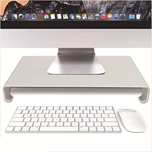 Monitor Computerständer,Aluminium Riser Schreibtischständer Für Imac MacBook...