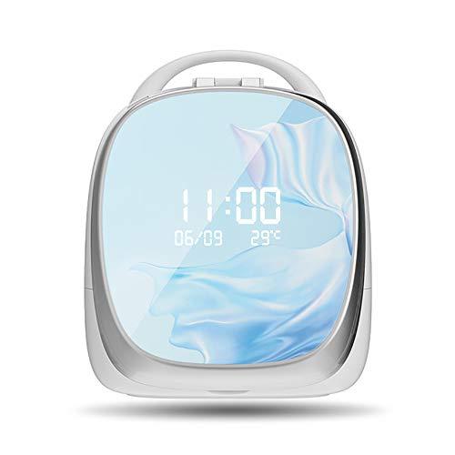 SXWYZ LED-Licht-Make-up-Spiegel, High Capacity kosmetisches...