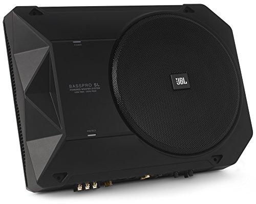 JBL Basspro SL 200mm (8') Kompaktes Kraftvolles Aktives Stereo Subwoofer-System...