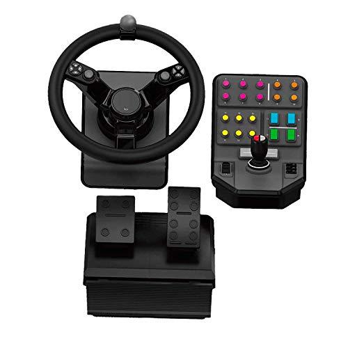 Logitech G Saitek Farm Sim Controller, Farming Simulator Bundle bestehend aus...