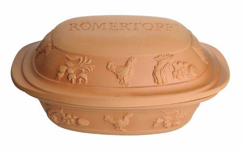Römertopf Bräter Rustico Keramik Dampfgarer 5 kg