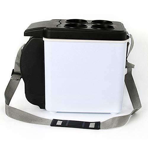SUIWO Kühlschränke Auto-Mini-Kühlschrank 6L tragbare elektrische Kühler und...