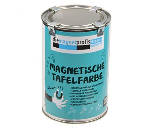 2 in 1 Magnetische Tafelfarbe, matt, magnetisch, extreme Haftkraft,...