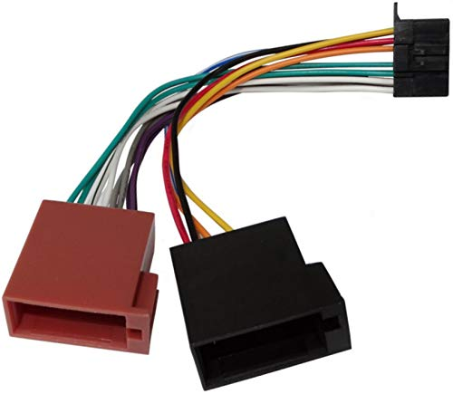 Aerzetix - Z3 ISO-Konverter - Adapter - Kabel Radioadapter Radio Kabel Stecker...