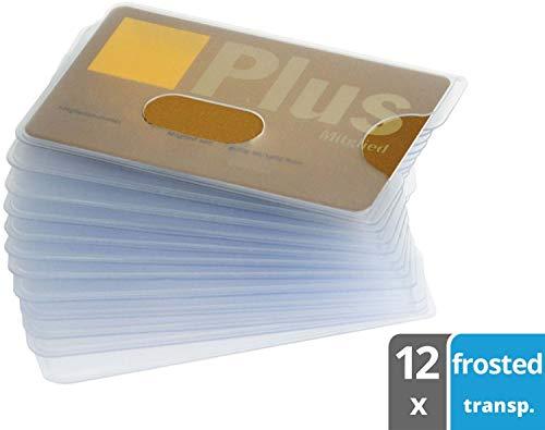 valonic Kreditkartenhülle, Loch Ausschnitt, EC Karten Hülle,...