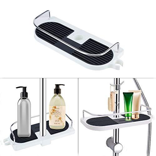 Duschablage Ablage Badezimmerablagen Dusche Ablage Ohne Bohren Badezimmer Dusche...