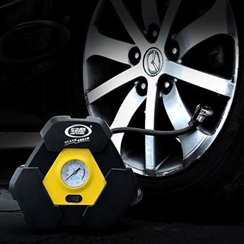 Auto aufblasbare Pumpe Zylinder mit Digitalanzeige tragbare elektrische...