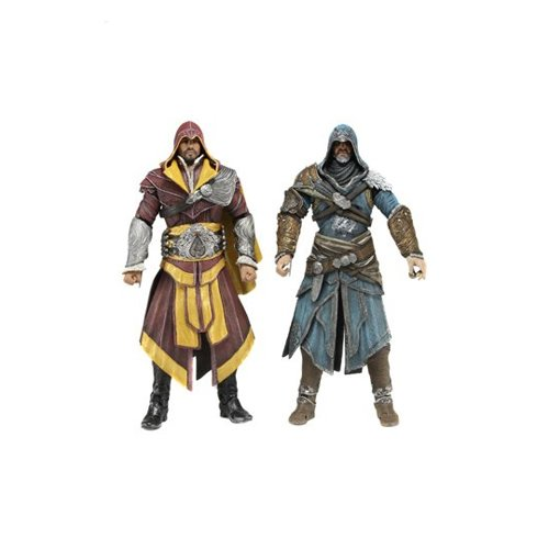 Action Figur Assassin's Creed 2er Pack Ezio Auditore 18cm