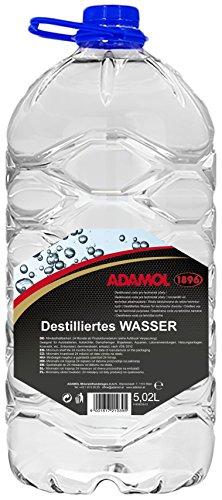 ADAMOL 1896 Destilliertes Wasser 5,02 Liter