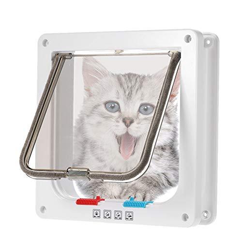 HEELPPO Katzenklappe Isoliert Katzenklappen Katzenklappe Katzenklappe Innentür...