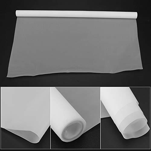 PTFE-Filmplatte, Filmfolie 300 mm x 1000 mm PTFE-Folie Teflon-beschichtete...