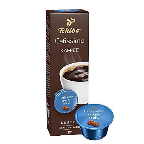 Tchibo Cafissimo Filterkaffee mild Kapseln, 10 Stück