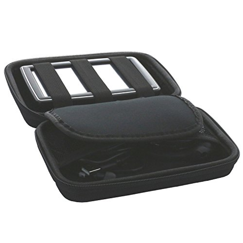 Smart-Planet® Universal Hardcase Navi Tasche für 7 Zoll (17,8cm)...