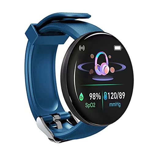Smartwatch Fitness Armbanduhr Sportuhren Voller Touch Screen Wasserdicht...